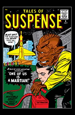 Tales of Suspense (1959-1968) #4