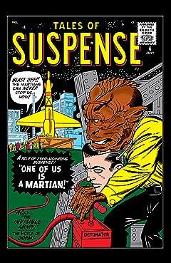 Tales of Suspense (1959-1968) #4