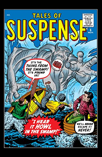 Tales of Suspense (1959-1968) #6