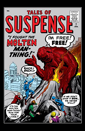 Tales of Suspense (1959-1968) #7