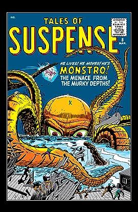 Tales of Suspense (1959-1968) #8