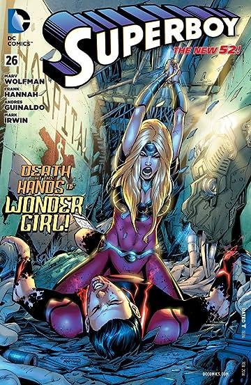 Superboy (2011-2014) #26
