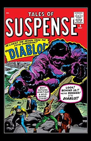 Tales of Suspense (1959-1968) #9