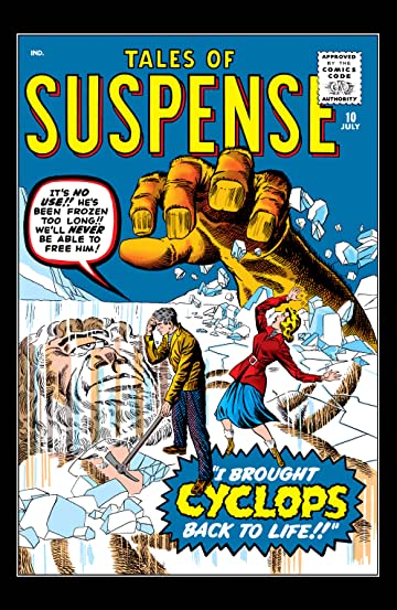 Tales of Suspense (1959-1968) #10