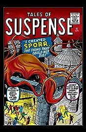 Tales of Suspense (1959-1968) #11
