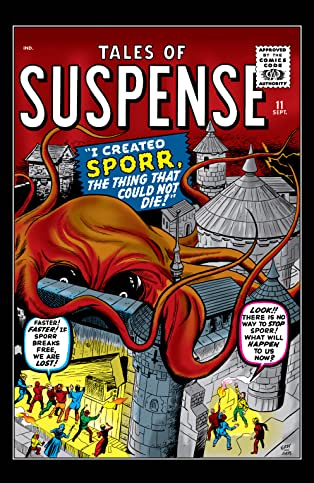 Tales of Suspense (1959-1968) #11