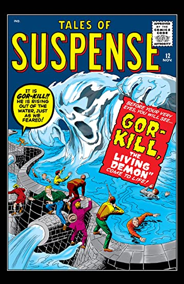 Tales of Suspense (1959-1968) #12