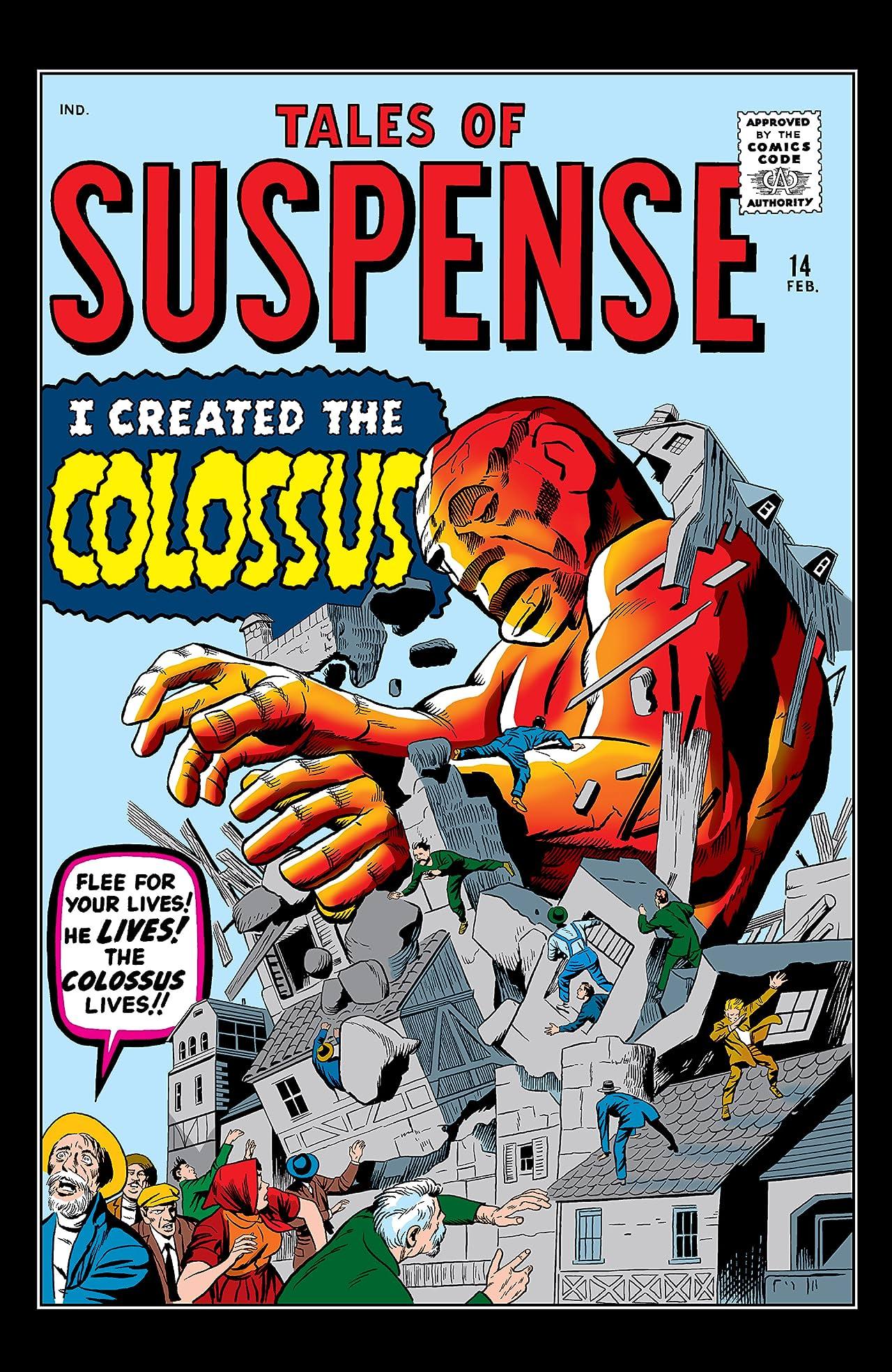 Tales of Suspense (1959-1968) #14