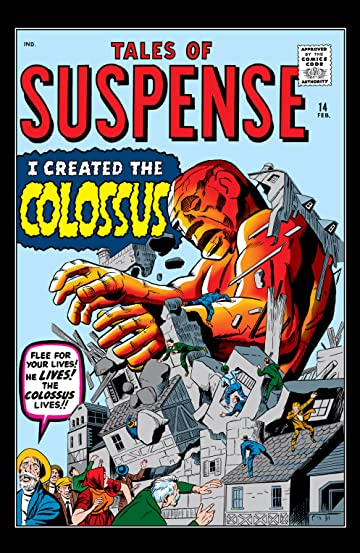Tales of Suspense (1959-1968) #14