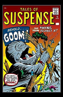 Tales of Suspense (1959-1968) #15