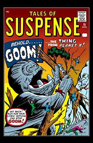 Tales of Suspense (1959-1968) #15