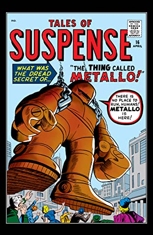 Tales of Suspense (1959-1968) #16