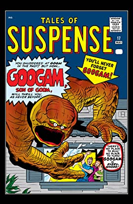 Tales of Suspense (1959-1968) #17