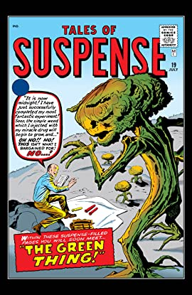 Tales of Suspense (1959-1968) #19