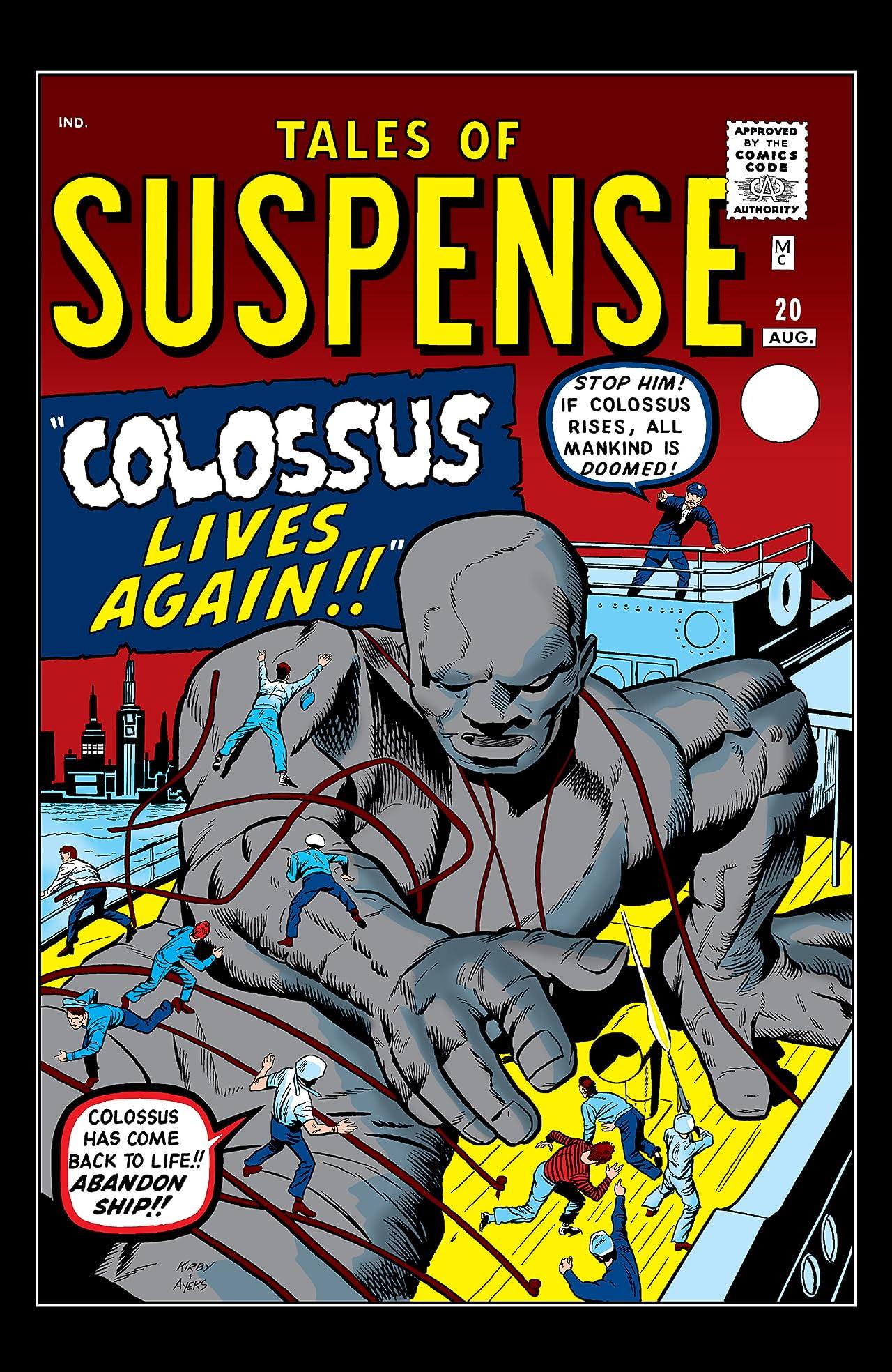 Tales of Suspense (1959-1968) #20