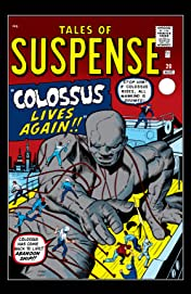 Tales of Suspense (1959-1968) #20