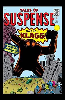 Tales of Suspense (1959-1968) #21