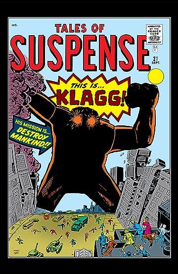 Tales of Suspense (1959-1968) #21