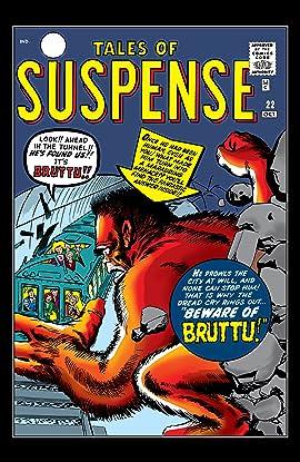 Tales of Suspense (1959-1968) #22