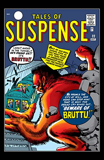 Tales of Suspense (1959-1968) #22