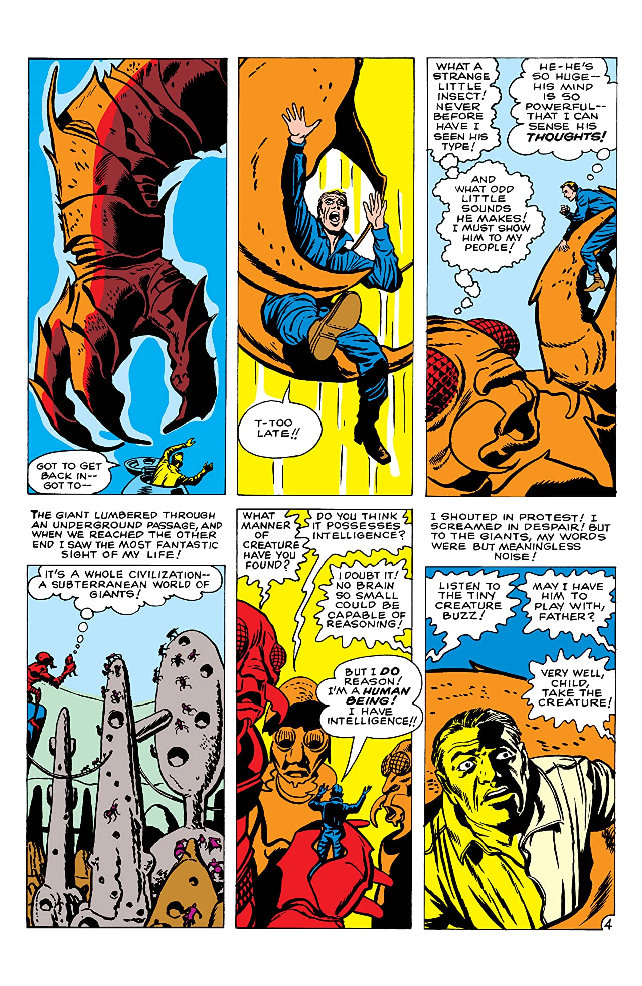 Tales of Suspense (1959-1968) #24