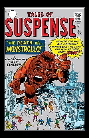 Tales of Suspense (1959-1968) #25