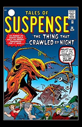 Tales of Suspense (1959-1968) #26
