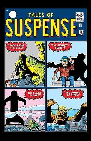 Tales of Suspense (1959-1968) #28