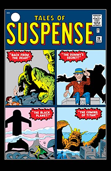Tales of Suspense (1959-1968) #28