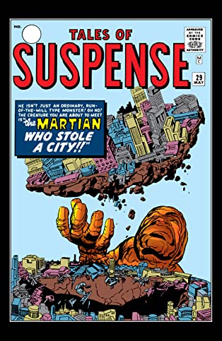 Tales of Suspense (1959-1968) #29