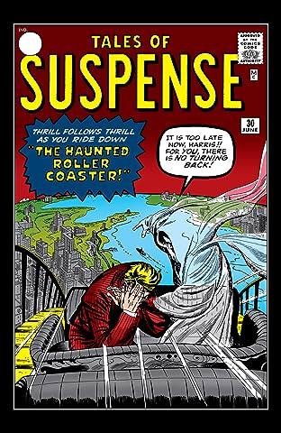 Tales of Suspense (1959-1968) #30