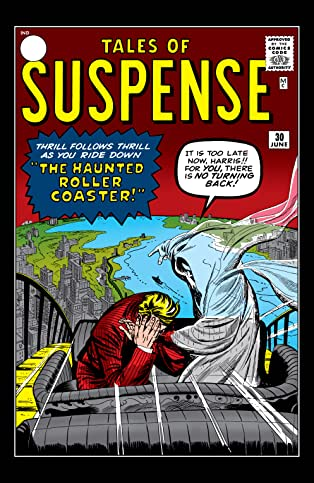 Tales of Suspense (1959-1968) #30
