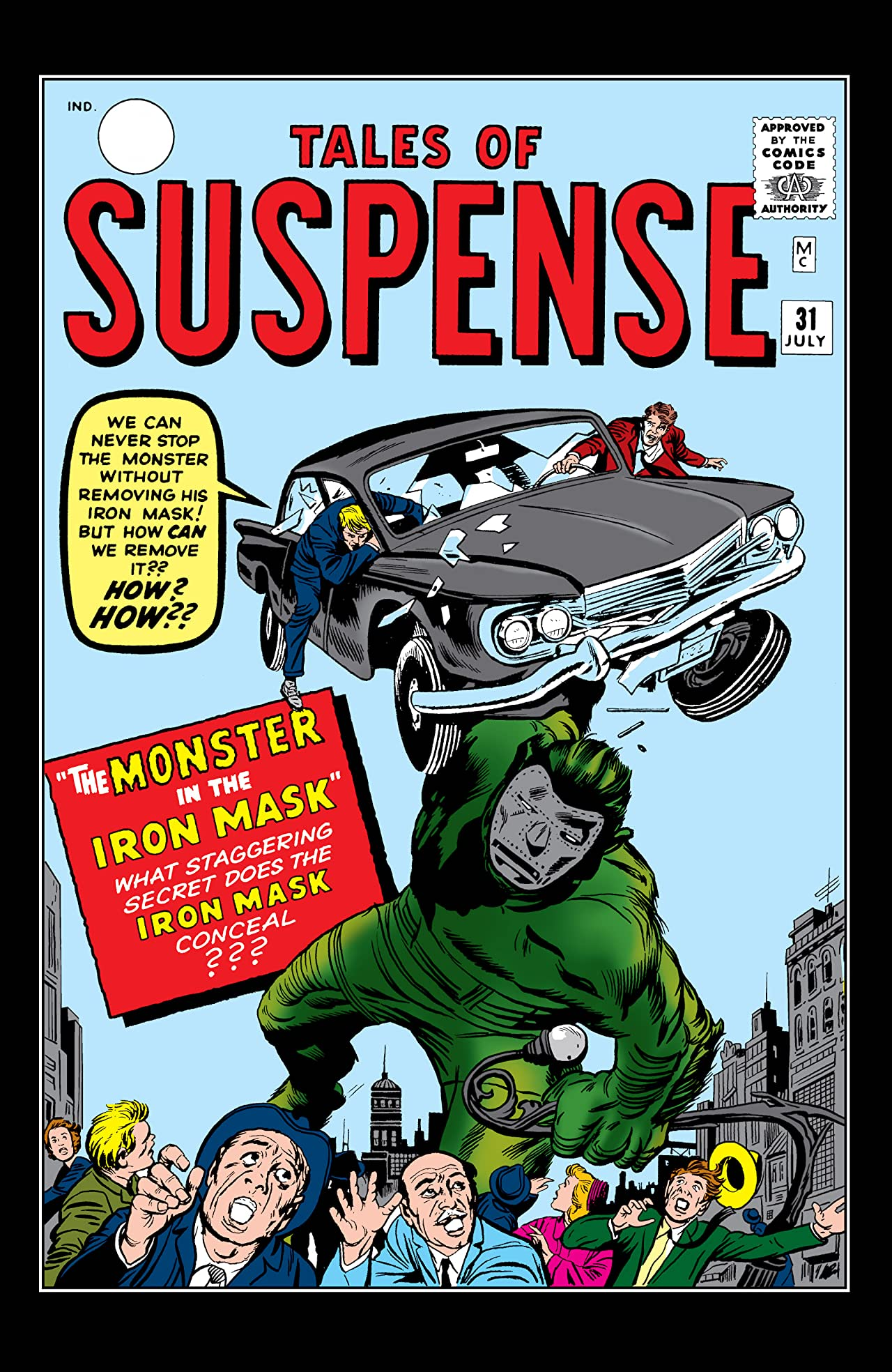 Tales of Suspense (1959-1968) #31