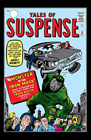 Tales of Suspense (1959-1968) #31
