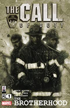 The Call of Duty: The Brotherhood (2002) #1 (of 6)