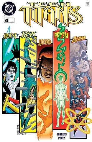 Teen Titans (1996-1998) #4