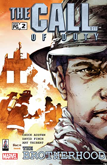 The Call of Duty: The Brotherhood (2002) #2 (of 6)