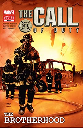 The Call of Duty: The Brotherhood (2002) #6 (of 6)