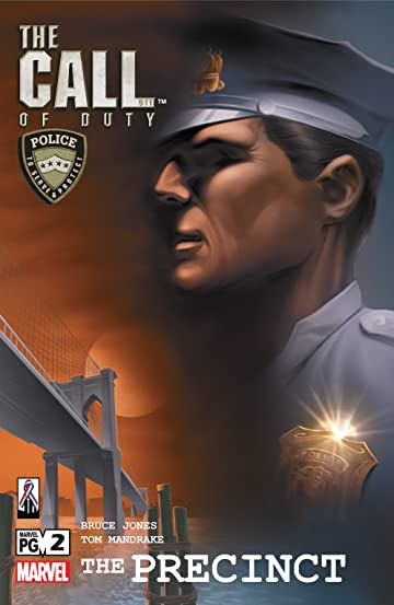 The Call of Duty: The Precinct (2002) #2 (of 5)