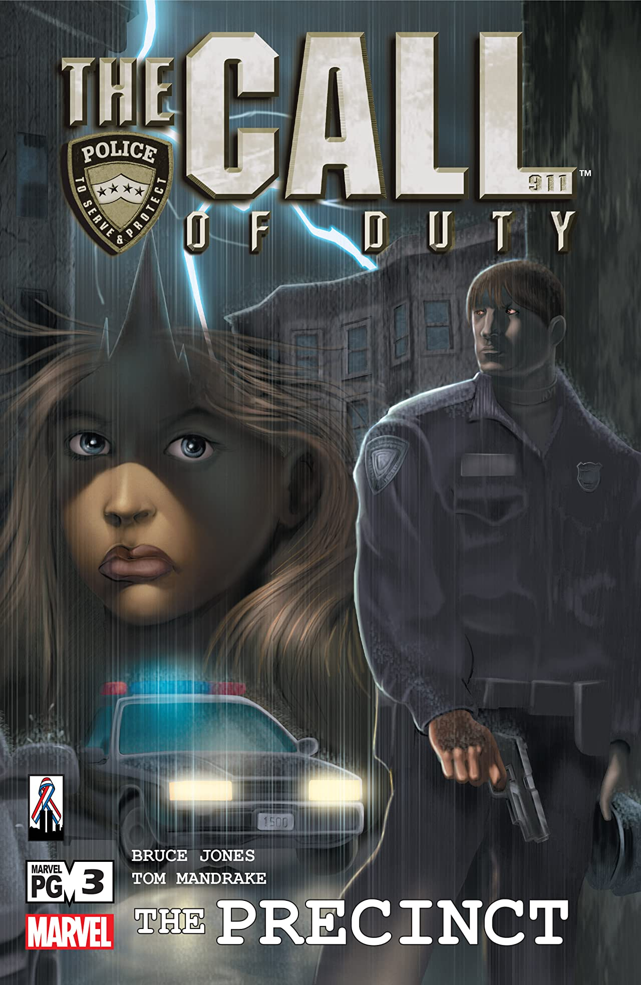 The Call of Duty: The Precinct (2002) #3 (of 5)