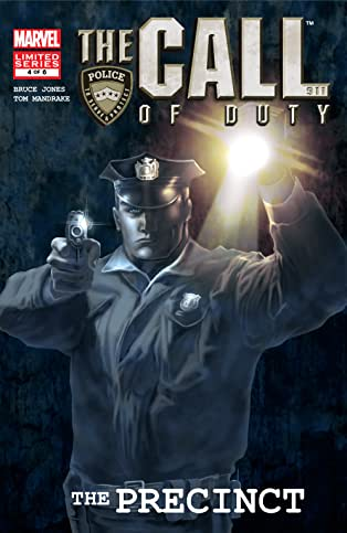 The Call of Duty: The Precinct (2002) #4 (of 5)