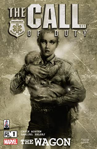 The Call of Duty: The Wagon (2002) #1 (of 4)