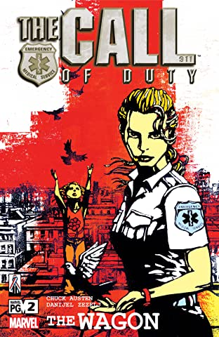 The Call of Duty: The Wagon (2002) #2 (of 4)