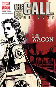 The Call of Duty: The Wagon (2002) #4 (of 4)