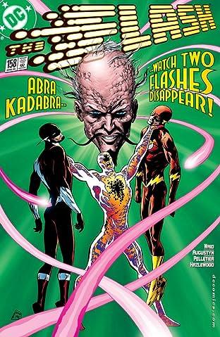 The Flash (1987-2009) #158