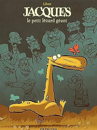 Jacques le petit lézard géant Vol. 1: Le petit lézard géant 1