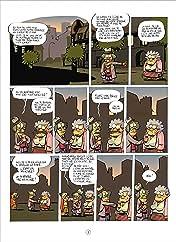 Jacques le petit lézard géant Vol. 3: Relativement discret