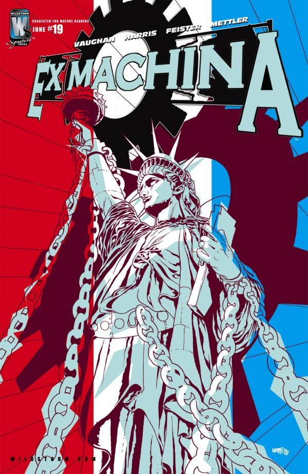 Ex Machina #19