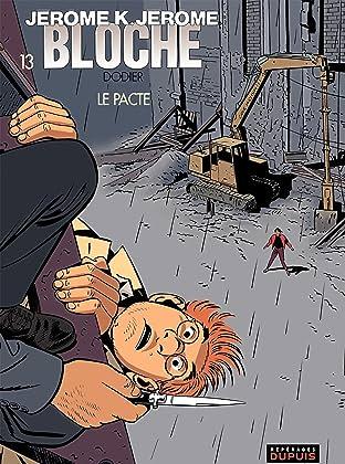 Jérôme K. Jérôme Bloche Vol. 13: LE PACTE