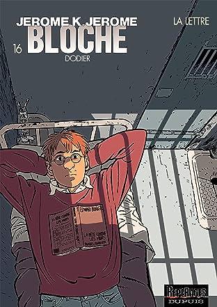 Jérôme K. Jérôme Bloche Vol. 16: La Lettre